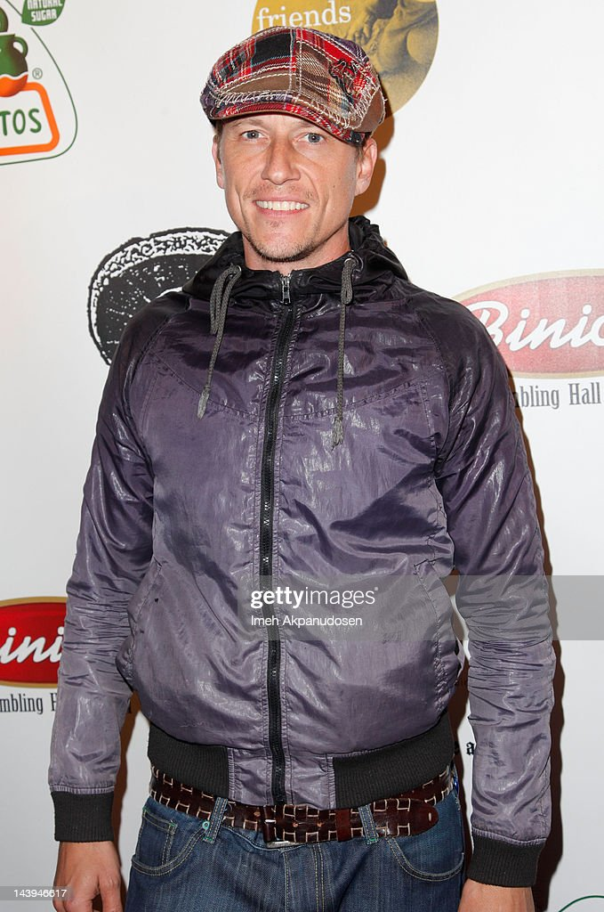 Actor Corin Nemec attends the 8th Annual Cinco de Mayo Benefit And Charity Celebrity Poker Tournament at Velvet Margarita on May 5, 2012 in Hollywood, California.
