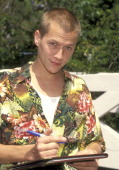 Actor Corin Nemec attends the Fifth Annual 'A Time for Heroes' Celebrity Carnival to Benefit Elizabeth Glaser Pediatric AIDS Foundation on June 4...