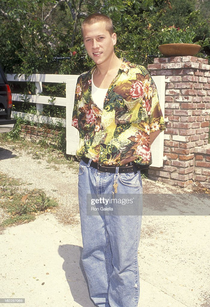 Actor Corin Nemec attends the Fifth Annual 'A Time for Heroes' Celebrity Carnival to Benefit Elizabeth Glaser Pediatric AIDS Foundation on June 4, 1994 at Mandeville Canyon Park in Los Angeles, California.