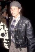 Actor Corin Nemec attends the 'Hook' Century City Premiere on December 8 1991 at Cineplex Odeon Century Plaza Cinemas in Century City California