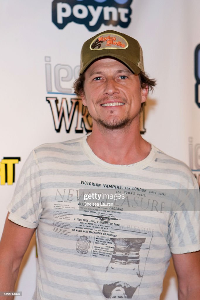 Actor Corin Nemec attends the 'Wrath of Con' Comic-Con party at Hard Rock Hotel San Diego on July 24, 2009 in San Diego, California.