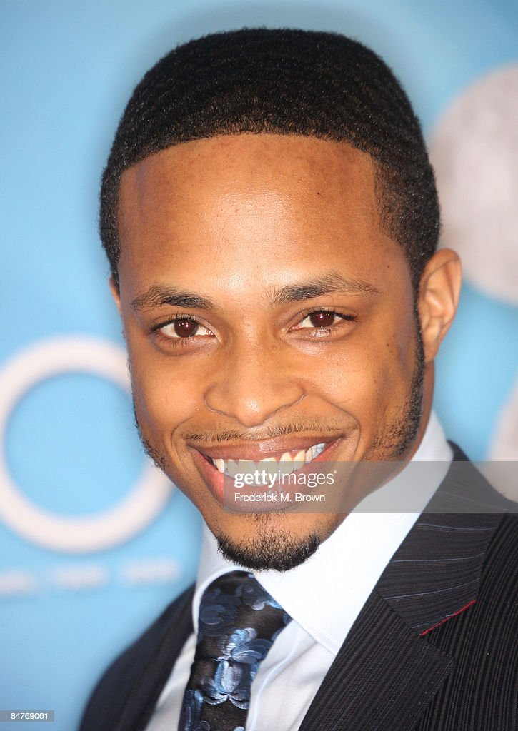 Actor Cornelius Smith Jr. arrives at the 40th NAACP Image Awards held at the Shrine Auditorium on February 12, 2009 in Los Angeles, California.