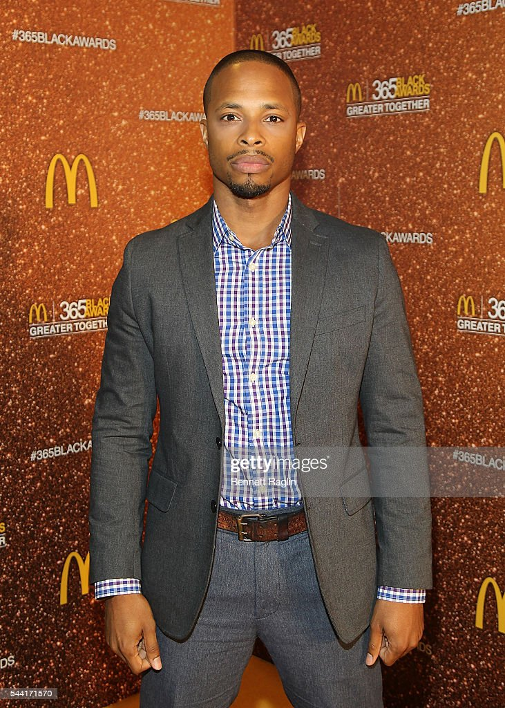 Actor Cornelius Smith Jr. attends the 13th Annual McDonald's 365Black Awards on July 1, 2016 in New Orleans, Louisiana.
