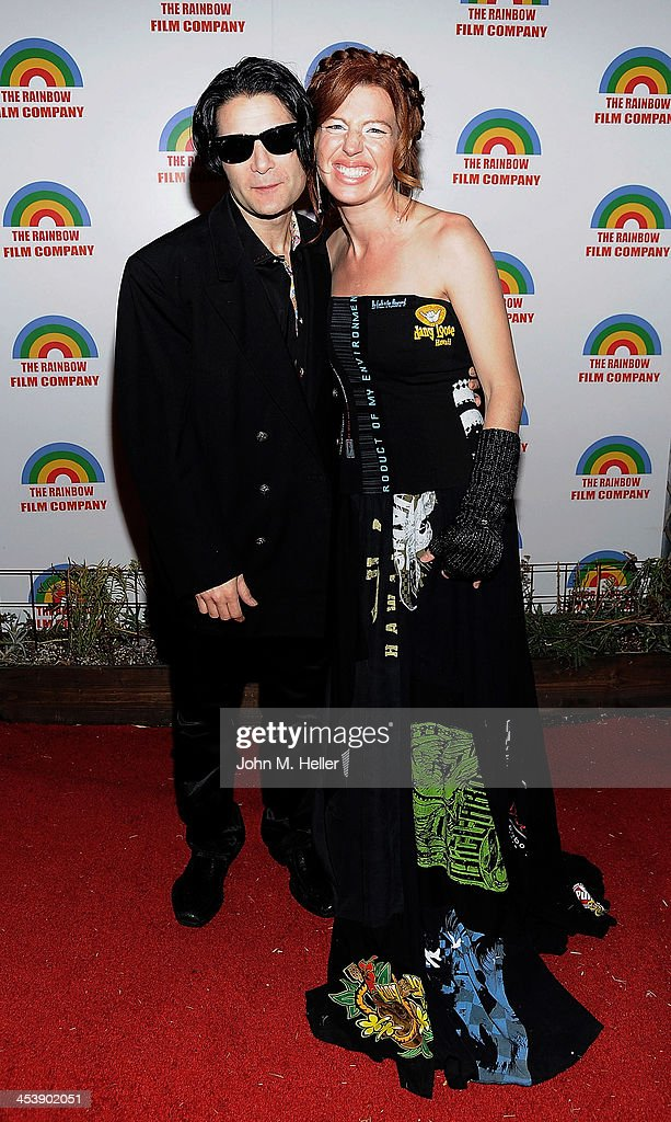 Actor Cory Feldman and actress/co-founder <a gi-track='captionPersonalityLinkClicked' href=/galleries/search?phrase=Tanna+Frederick&family=editorial&specificpeople=3991940 ng-click='$event.stopPropagation()'>Tanna Frederick</a> attend the Project Save Our Surf Holiday Celebration and Fundraiser at the Brakeman Brewery on December 5, 2013 in Los Angeles, California.