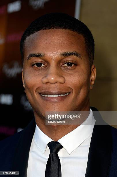 Actor Cory Hardrict arrives at the premiere of RADiUSTWC's 'Lovelace' at the Egyptian Theatre on August 5 2013 in Hollywood California