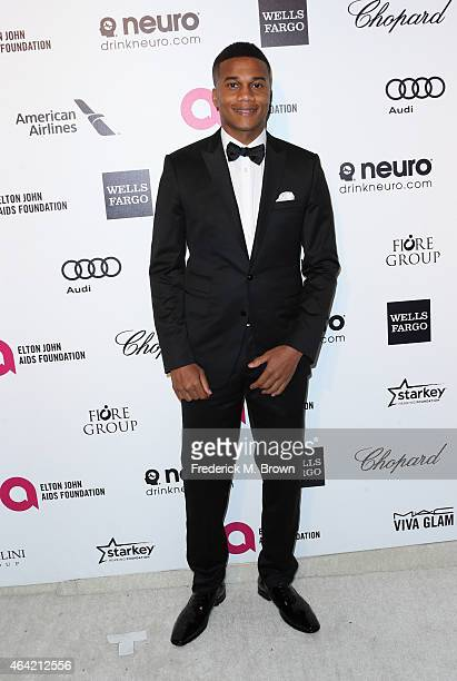 Actor Cory Hardrict attends the 23rd Annual Elton John AIDS Foundation's Oscar Viewing Party on February 22 2015 in West Hollywood California