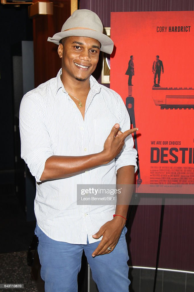 Actor Cory Hardrict attends the ABFF Encore @ BET Experience Screening 'Destined' during the 2016 BET Experience on June 25, 2016 in Los Angeles, California.
