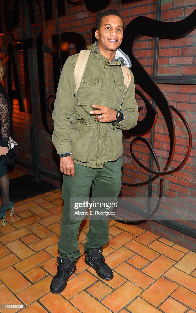 Actor Cory Hardrict attends the after party for the Los Angeles premiere of Warner Bros. Pictures' 'Beautiful Creatures' at TCL Chinese Theatre on February 6, 2013 in Hollywood, California.