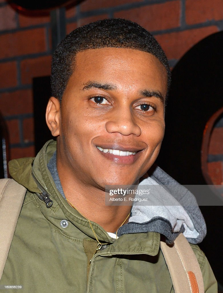 Actor <a gi-track='captionPersonalityLinkClicked' href=/galleries/search?phrase=Cory+Hardrict&family=editorial&specificpeople=962160 ng-click='$event.stopPropagation()'>Cory Hardrict</a> attends the after party for the Los Angeles premiere of Warner Bros. Pictures' 'Beautiful Creatures' at TCL Chinese Theatre on February 6, 2013 in Hollywood, California.