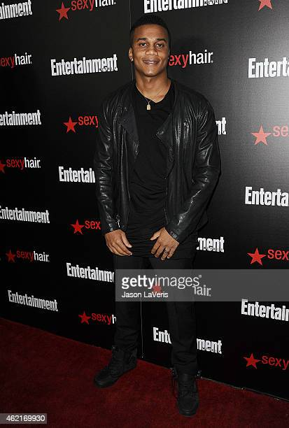 Actor Cory Hardrict attends the Entertainment Weekly celebration honoring nominees for the Screen Actors Guild Awards at Chateau Marmont on January...