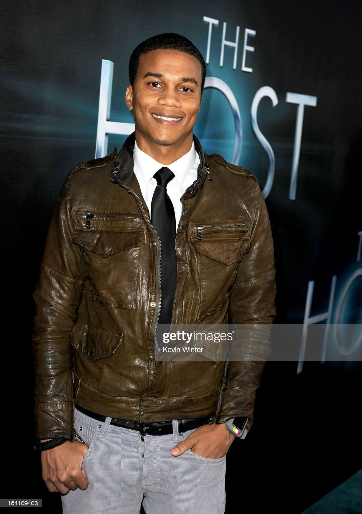 Actor Cory Hardrict attends the premiere of Open Road Films 'The Host' at ArcLight Cinemas Cinerama Dome on March 19, 2013 in Hollywood, California.