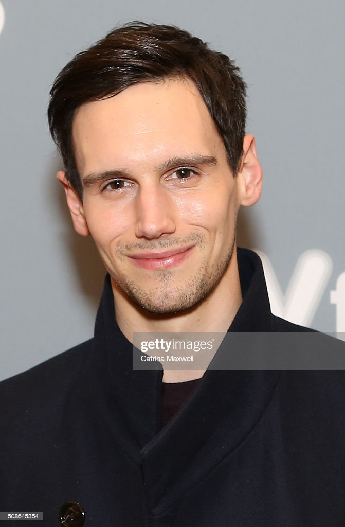 Actor Cory Michael Smith attends 'Gotham' event during aTVfest 2016 presented by SCAD on February 5, 2016 in Atlanta, Georgia.