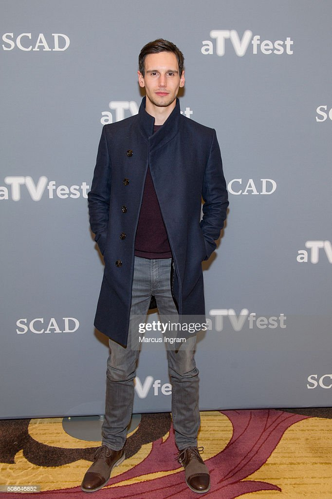 Actor Cory Michael Smith attends 'Gotham' event during SCAD aTVfest 2016 Day 2 at the Four Seasons Atlanta Hotel on February 5, 2016 in Atlanta, Georgia.