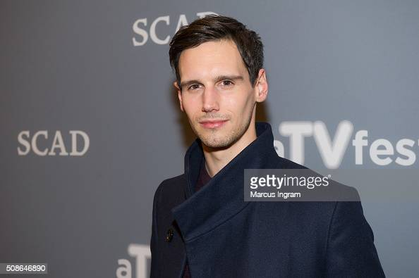 Actor Cory Michael Smith attends 'Gotham' event during SCAD aTVfest 2016 Day 2 at the Four Seasons Atlanta Hotel on February 5 2016 in Atlanta Georgia