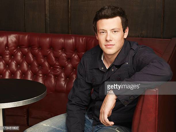 Actor Cory Monteith during a portrait session for FOX on June 20 2009