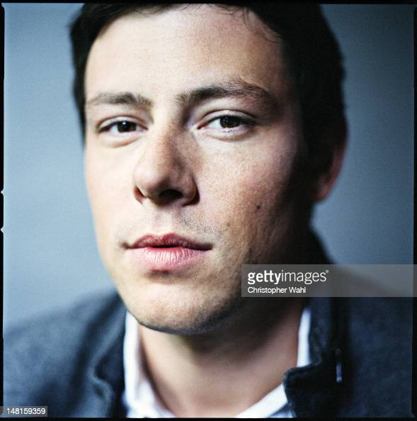Actor Cory Monteith is photographed for The Grid on September 1 2011 in Toronto Ontario PUBLISHED IMAGE