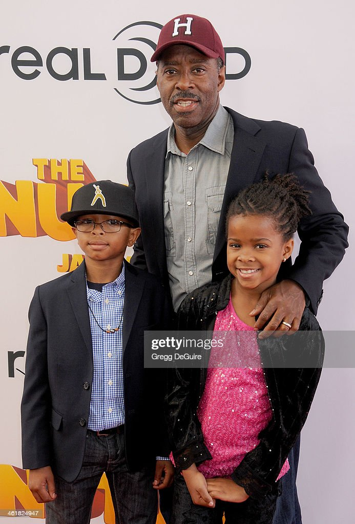 """The Nut Job"" - Los Angeles Premiere - Arrivals"
