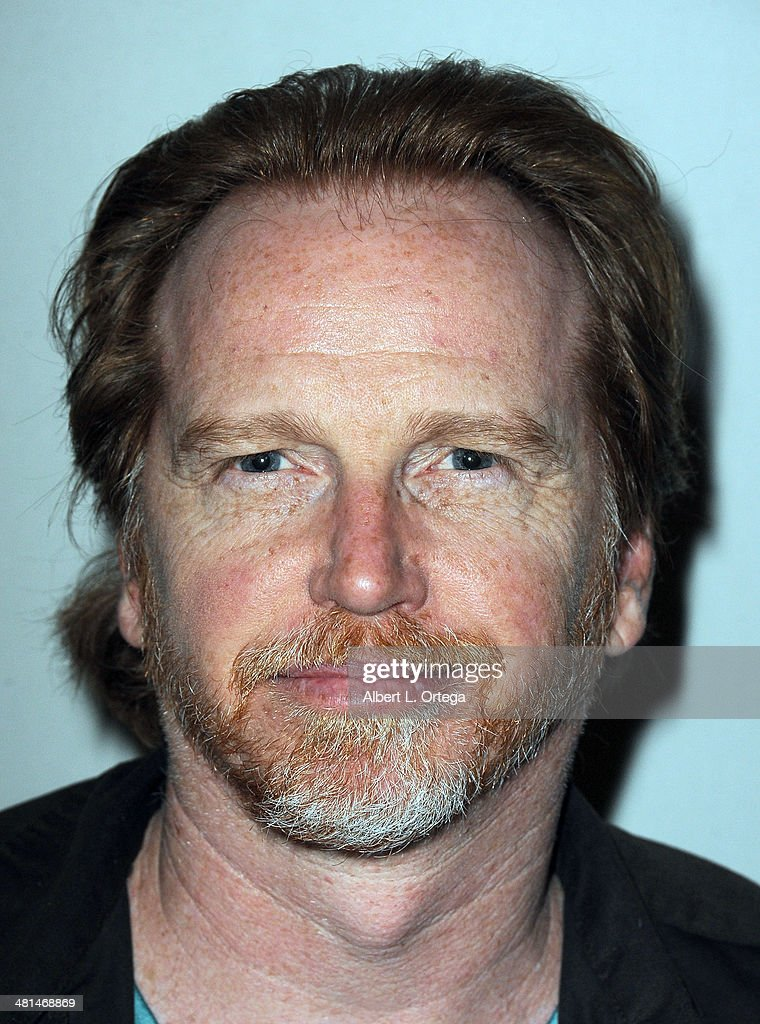 Actor Courtney Gains attends the 2014 Monsterpalooza: The Art Of Monsters Convention held at Marriott Airport Hotel on March 29, 2014 in Burbank, California.