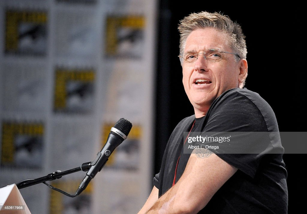 Actor Craig Ferguson attends the DreamWorks Animation presentation during Comic-Con International 2014 at the San Diego Convention Center on July 24, 2014 in San Diego, California.