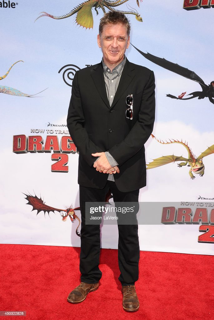 Actor Craig Ferguson attends the premiere of 'How To Train Your Dragon 2' at Regency Village Theatre on June 8, 2014 in Westwood, California.