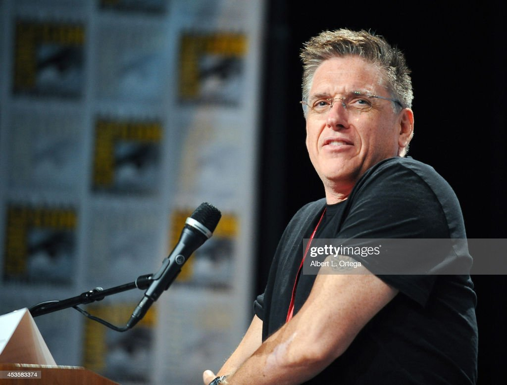 Actor Craig Ferguson moderates DreamWorks Animation Presentation - Comic-Con International 2014 held at the San Diego Convention Center on July 24, 2014 in San Diego, California.