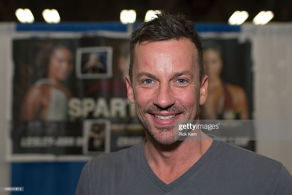 Actor Craig Parker attends day two of the Wizard World Austin Comic Con at the Austin Convention Center on October 27, 2012 in Austin, Texas.