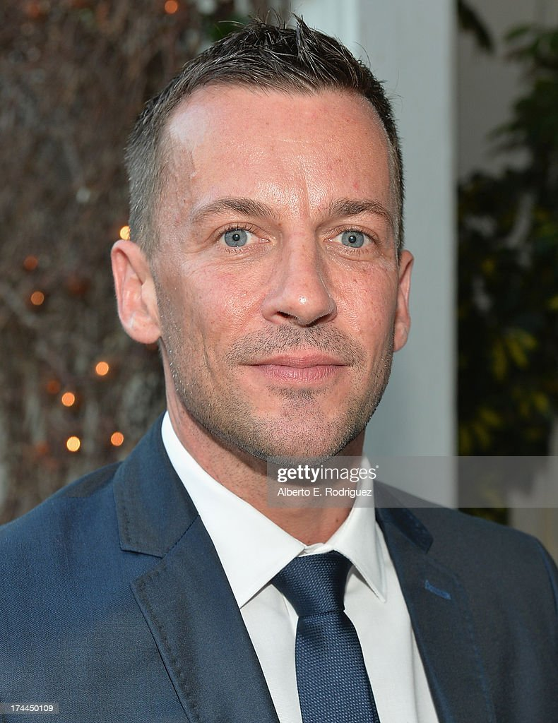 Actor Craig Parker attends The Brittish Consulate'a toast of the U.S. launch of the Starz original series 'The White Queen' on July 25, 2013 in Los Angeles, California.