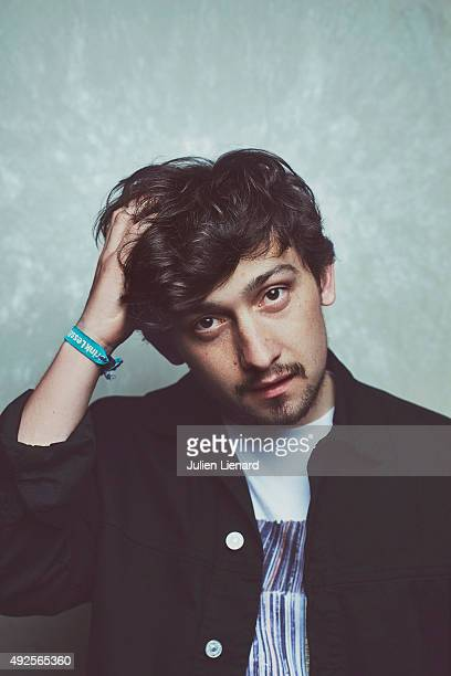 Actor Craig Roberts is photographed for Self Assignment on October 1 2015 in Dinard France