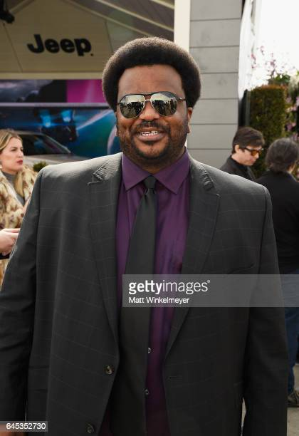 Actor Craig Robinson attends the 2017 Film Independent Spirit Awards at the Santa Monica Pier on February 25 2017 in Santa Monica California