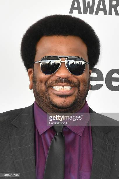 Actor Craig Robinson attends the 2017 Film Independent Spirit Awards on February 25 2017 in Santa Monica California
