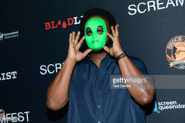 Actor Craig Robinson attends the 2017 Screamfest Horror Film Festival at TCL Chinese 6 Theatres on October 15 2017 in Hollywood California