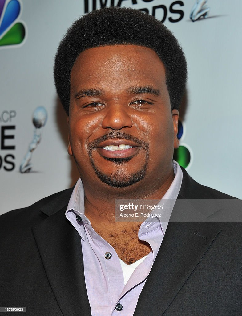 Actor Craig Robinson attends the 43rd NAACP Image Awards Nomination announcement and press conference at The Paley Center for Media on January 19, 2012 in Beverly Hills, California.