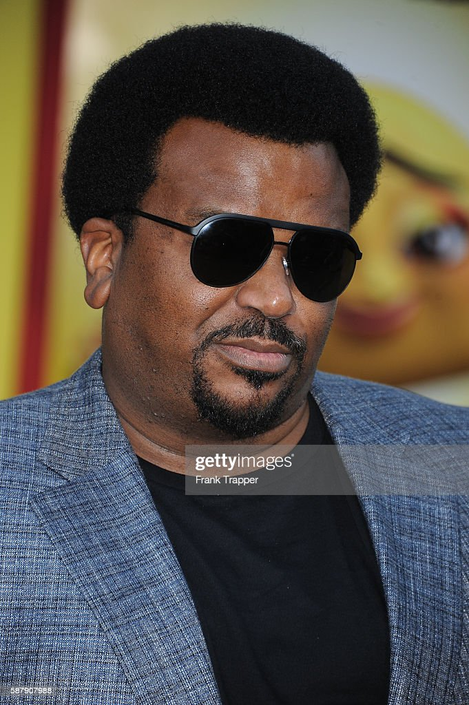 Actor Craig Robinson attends the premiere of Sony's 'Sausage Party' held at the Regency Village Theater on August 9 2016 in Westwood California