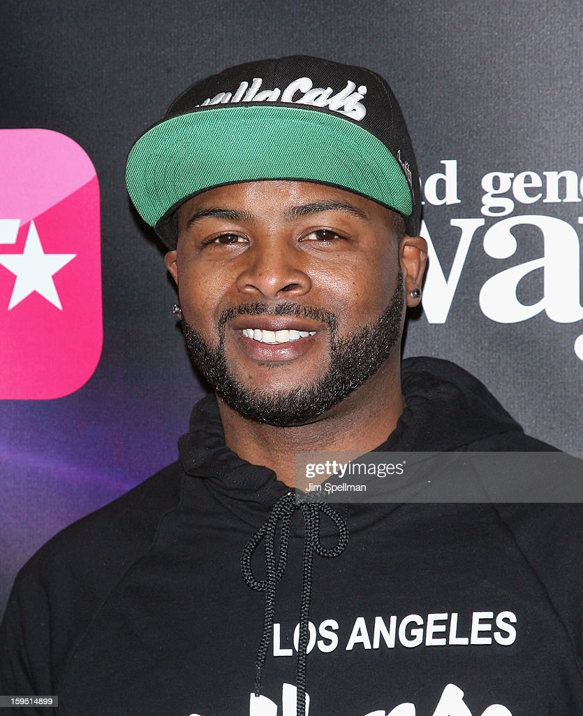 Actor Craig Wayans attends the 'Real Husbands Of Hollywood' & 'Second Generation Wayans' screening at SVA Theatre on January 14, 2013 in New York City.
