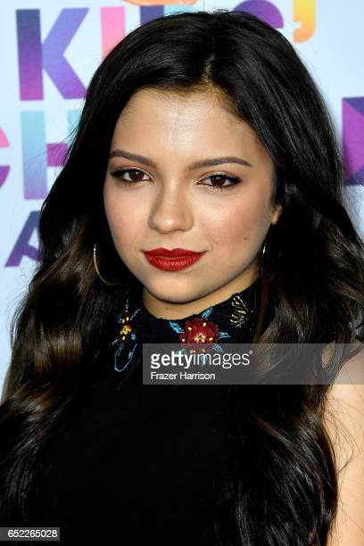 Actor Cree Cicchino at Nickelodeon's 2017 Kids' Choice Awards at USC Galen Center on March 11 2017 in Los Angeles California