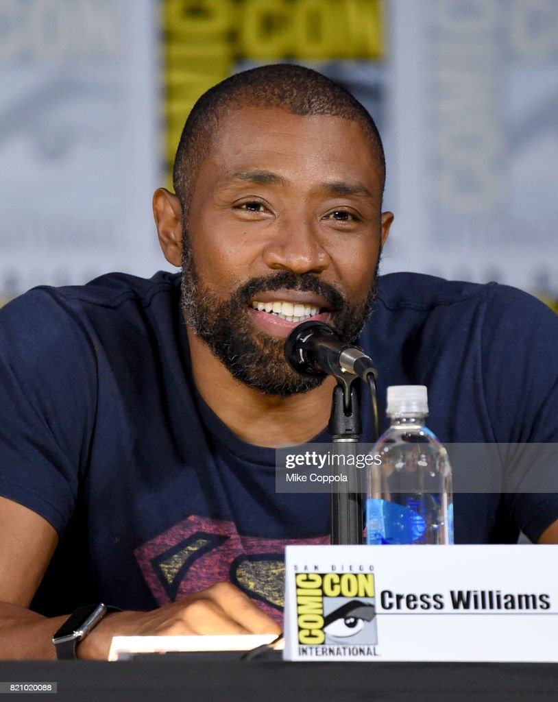 """Comic-Con International 2017 - """"Black Lightning"""" Special Video Presentation And Q+A"""