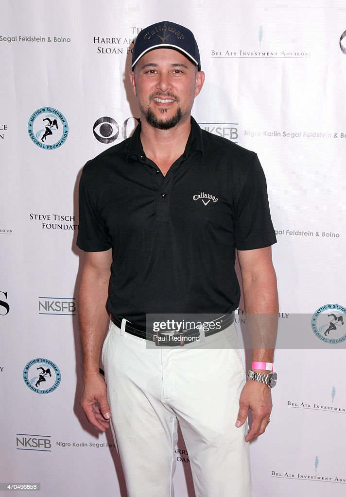 Actor Cris Judd attends the 3rd Annual Matthew Silverman Memorial Foundation Gala at El Caballero Country Club on April 20, 2015 in Tarzana, California.