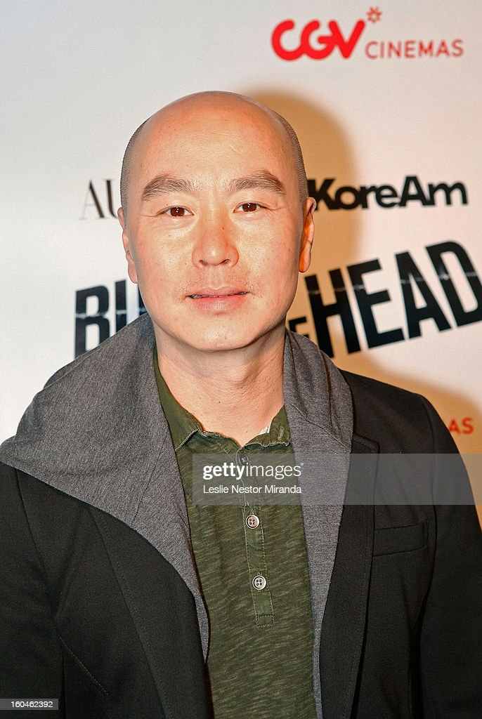 Actor C.S. Lee attends 'Bullet To The Head' screening at CGV Cinemas on January 31, 2013 in Los Angeles, California.