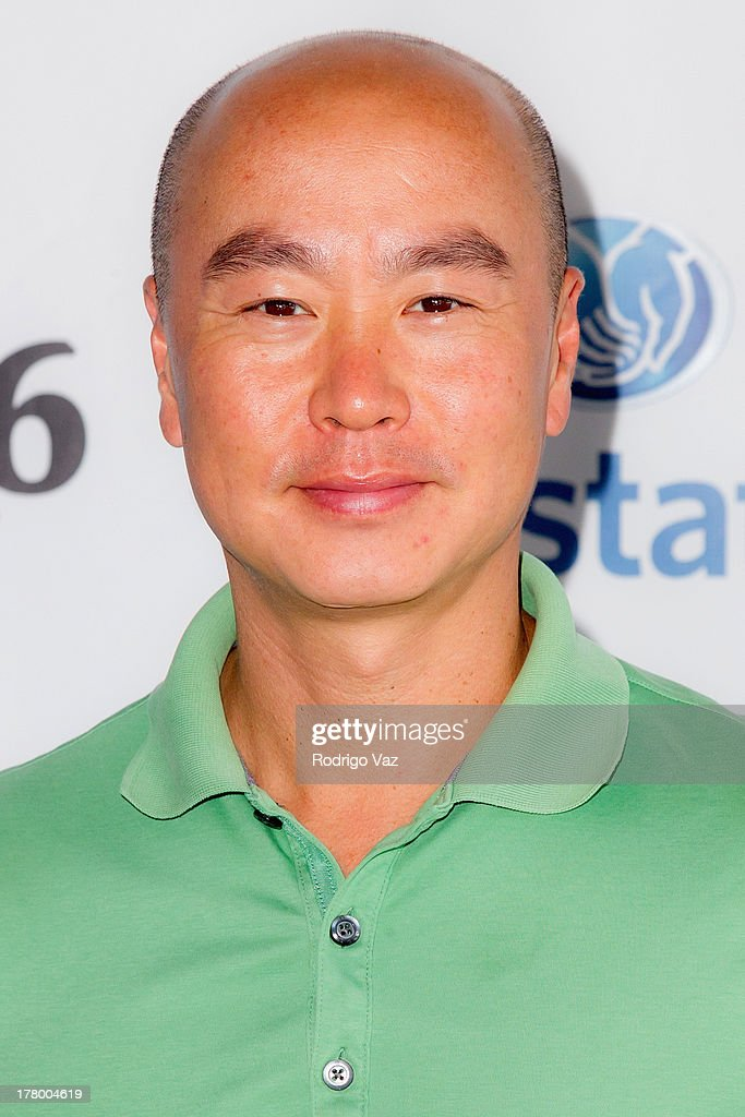 Actor C.S. Lee attends the 2nd Annual Dennis Haysbert Humanitarian Foundation Celebrity Golf Classic at Lakeside Golf Club on August 26, 2013 in Burbank, California.