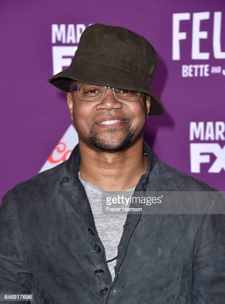 Actor Cuba Gooding Jr attends FX Network's 'Feud Bette and Joan' premiere at Grauman's Chinese Theatre on March 1 2017 in Hollywood California