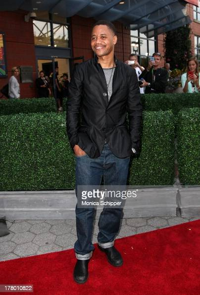 Actor Cuba Gooding Jr attends the 13th Annual USTA Serves Opening Night Gala at USTA Billie Jean King National Tennis Center on August 26 2013 in New...