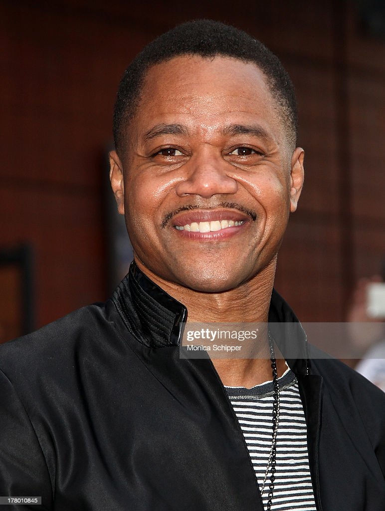 Actor Cuba Gooding Jr attends the 13th Annual USTA Serves Opening Night Gala at USTA Billie Jean King National Tennis Center on August 26, 2013 in New York City.
