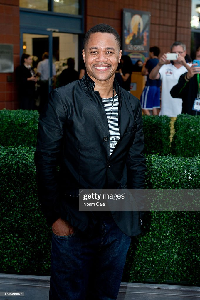 Actor <a gi-track='captionPersonalityLinkClicked' href=/galleries/search?phrase=Cuba+Gooding+Jr.&family=editorial&specificpeople=208232 ng-click='$event.stopPropagation()'>Cuba Gooding Jr.</a> attends the 13th Annual USTA Serves Opening Night Gala at USTA Billie Jean King National Tennis Center on August 26, 2013 in New York City.