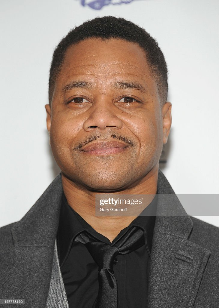 Actor <a gi-track='captionPersonalityLinkClicked' href=/galleries/search?phrase=Cuba+Gooding+Jr.&family=editorial&specificpeople=208232 ng-click='$event.stopPropagation()'>Cuba Gooding Jr.</a> attends the 2013 Actors Fund Gala at the Marriott Marquis Hotel on April 29, 2013 in New York City.