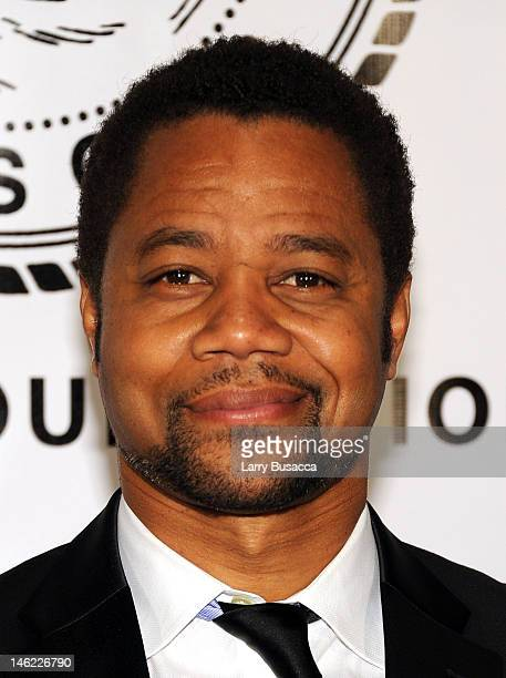 Actor Cuba Gooding Jr attends The Friars Club and Friars Foundation Honor of Tom Cruise at The Waldorf=Astoria on June 12 2012 in New York City