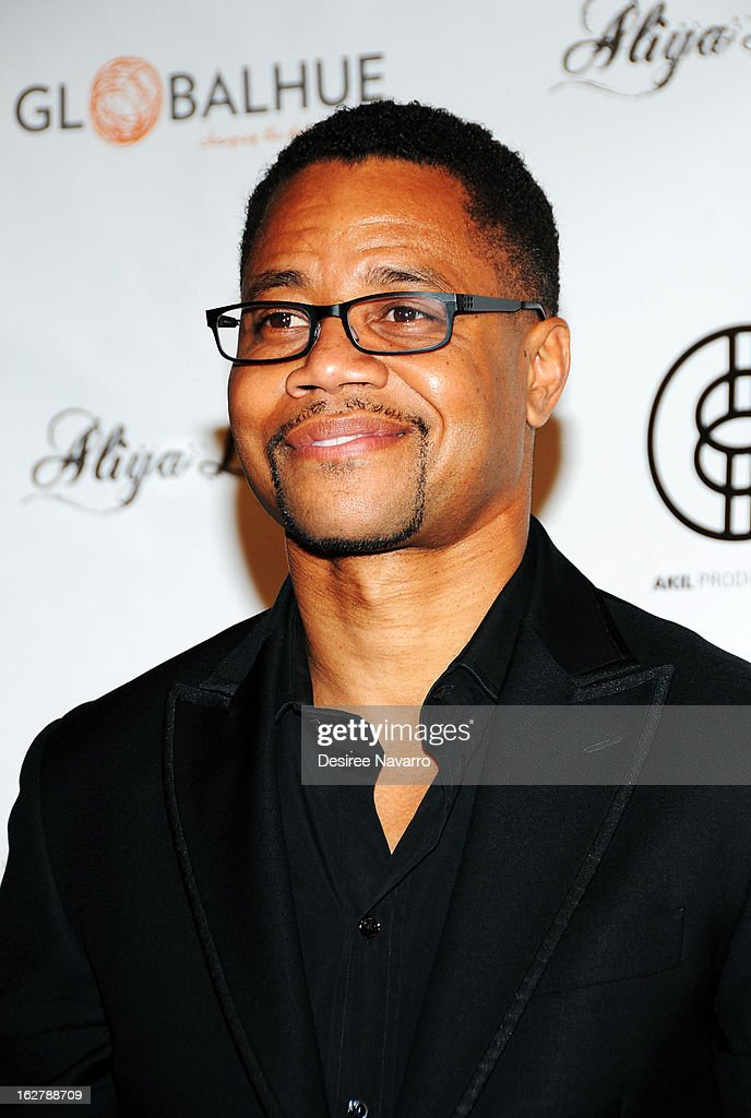 Actor <a gi-track='captionPersonalityLinkClicked' href=/galleries/search?phrase=Cuba+Gooding+Jr.&family=editorial&specificpeople=208232 ng-click='$event.stopPropagation()'>Cuba Gooding Jr.</a>attends the Dance Theatre Of Harlem 44th Anniversary Celebration at Mandarin Oriental Hotel on February 26, 2013 in New York City.