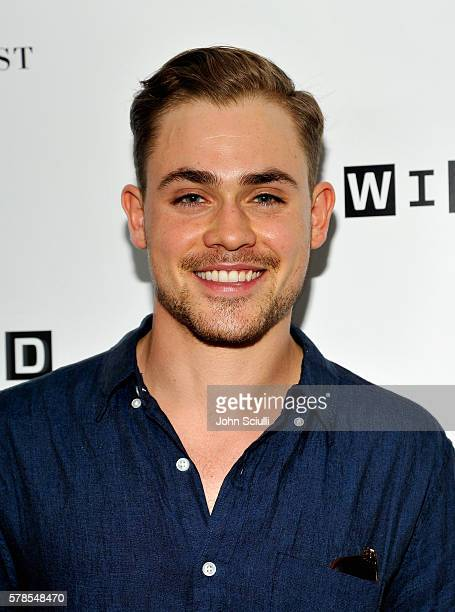 Actor Dacre Montgomery attends WIRED Cafe during ComicCon International 2016 at Omni Hotell on July 21 2016 in San Diego California