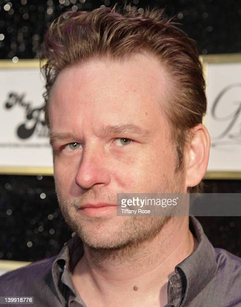 Actor Dallas Roberts attends GBK's Oscars Gift Lounge 2012 at W Hollywood on February 25 2012 in Hollywood California