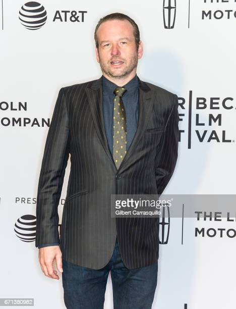 Actor Dallas Roberts attends the 'My Friend Dahmer' Premiere during 2017 Tribeca Film Festival at Cinepolis Chelsea on April 21 2017 in New York City