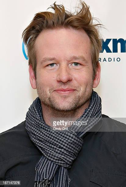 Actor Dallas Roberts visits the SiriusXM Studios on November 28 2012 in New York City